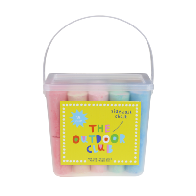 The Outdoor Club - Chalk buckets