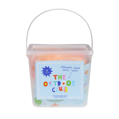The Outdoor Club - Chalk paint refill