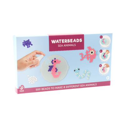 Waterbeads set 500 beads - Sea animals