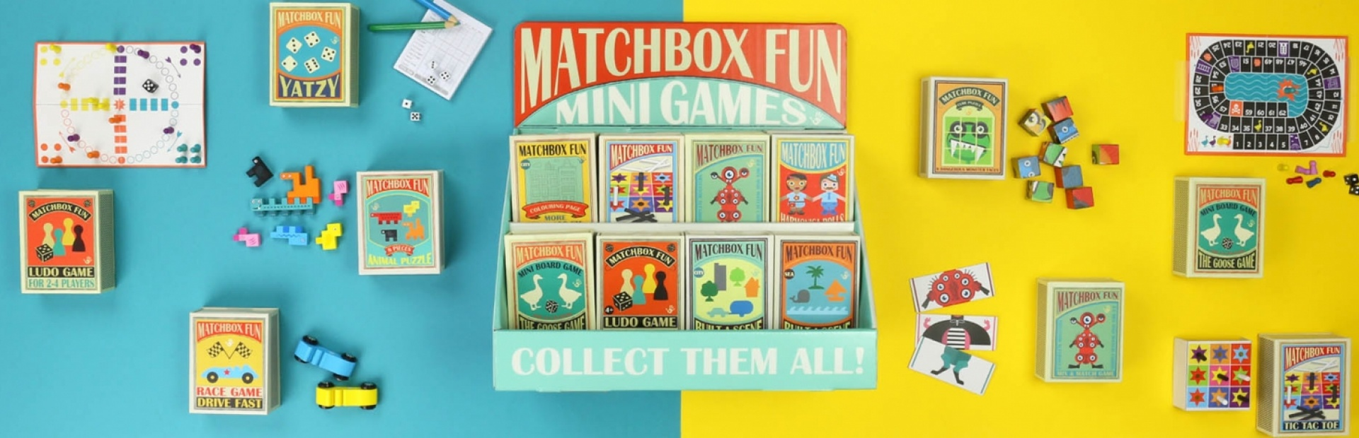 Matchbox fun!