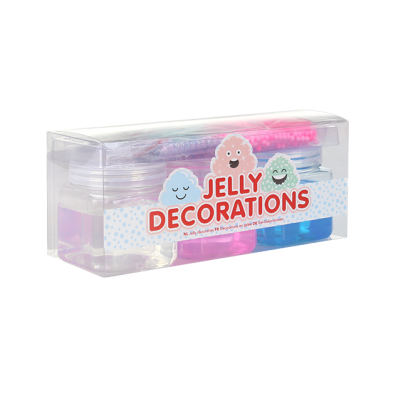 Jelly Decorations - Decoration Pack Large