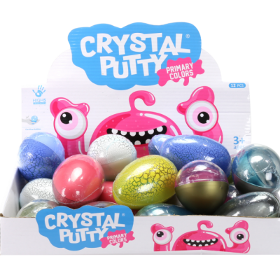 Crystal Putty Eggs