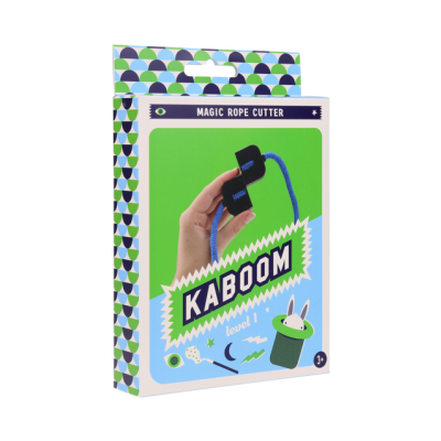 Kaboom - Magic Rope Cutter