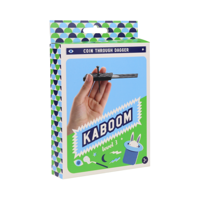 Kaboom - Coin Through Dagger
