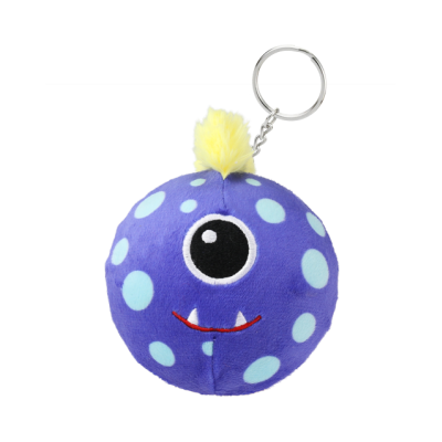 Squeeze Squad - Monster Keychain