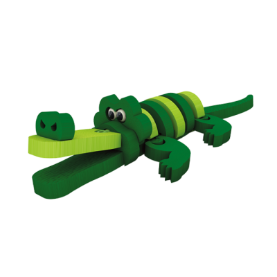 Foam Fun - Crocodile