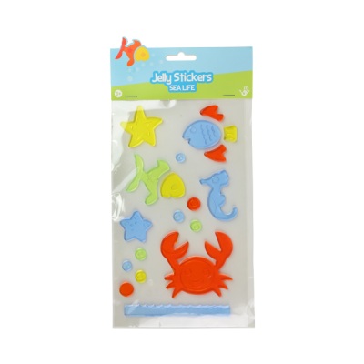 Jelly Stickers - Sealife