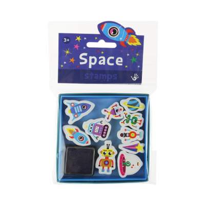 Mini Stamps - Space
