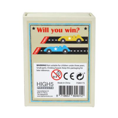 Matchbox fun - Race game