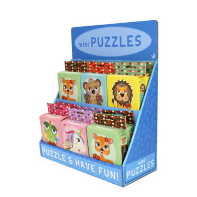 Mini puzzles - Display