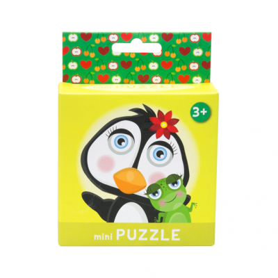 Mini puzzles - Penguin