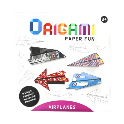 Origami Paper fun - Airplanes
