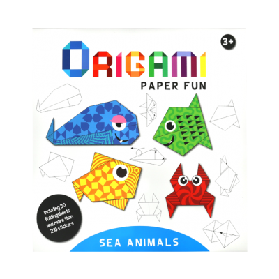 Origami Paper fun - Sea Animals