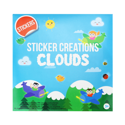Sticker Creations - Clouds