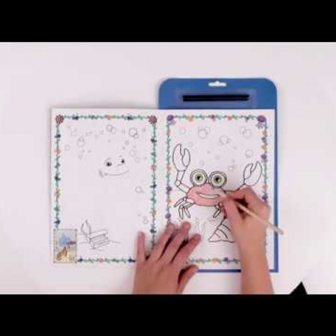 Animated Learn-to-draw Book